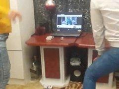 hot slutty arab girls dancing