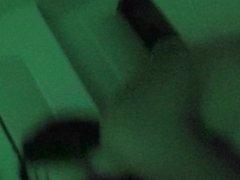 Una Dolce Chupa A Mi Hombre En La Sala Verde :)