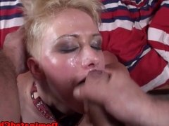 Sub babe fingered and fucked in pov