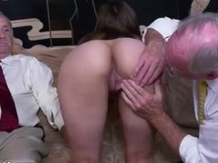 Teen teases old man Then he goes after up
