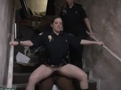 Hot milf seduces companion's daughter and