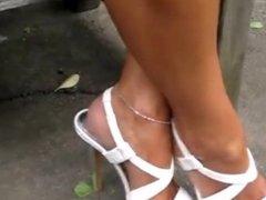 Cute Feet In High Heels
