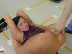 Huge black dick in ass first time Talent Ho