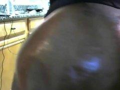 Bbw noire amateur ebony big booty