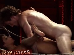 Rough amateur pain hot charlotte fetish