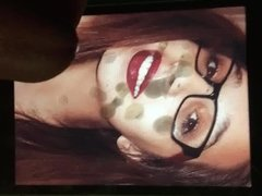 Facial cumtribute to chelseababexoxox
