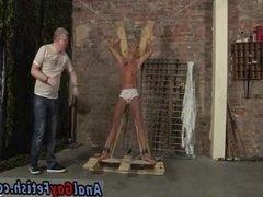 Big cock anal bondage gay sexy  xxx