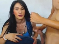 Sexy Booty Wanda Getting Fucked by a Young Guy