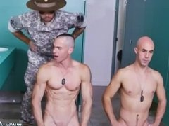 Soldiers turn boys gay for sex Good Anal