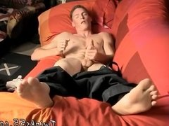 Gay feet lick The remarkable stud takes his