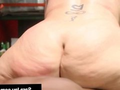 Love Queen Sara Jay Gives Horny Mechanic A Hot Fuck Session!