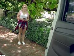 BANGBROS - Safety First, Fucking Second with Blonde Babe Daisy Lynne