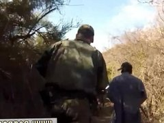 Police tickle Mexican border patrol agent
