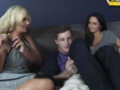 Not Family Strokes Mom Aunt Son Ava Addams, Phoenix Marie