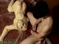 Men pissing  photo gay A Doll To Piss