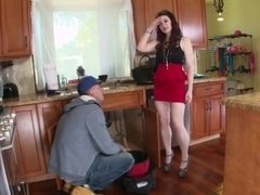 Daddy knows best pal's daughter begs The