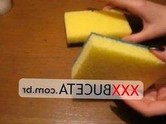 Tutorial como fazer uma buceta caseira artificial