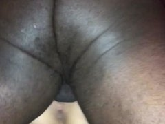 Cum slut taking another load from a BBC at Tabu.