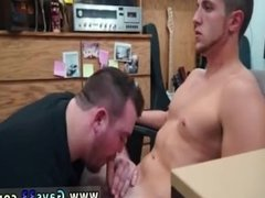 Sucking a straight guy til he cums gay Guy