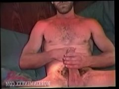 Homemade Video of Mature Amateur Lee Jacking Off