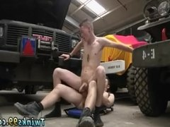 Twink gay naked suck cock Uniform Twinks