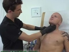 Male physical and fuck gay first time After