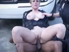 Milf gets nailed xxx We are the Law my