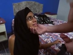 Milf blowjob cum Desperate Arab Woman Fucks