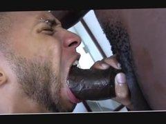 DeepThroat A Huge Black Cock