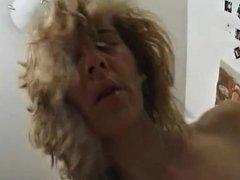 Hairy Mature fucked