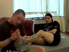 Young school boy to foot fetish gay Sticky