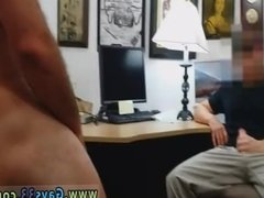 Boys first time gay sex with older men
