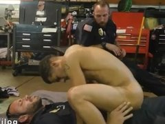 Gay cop butt spanks boys first time Get