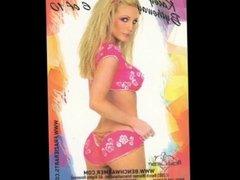 Kacey Montoya Weather Girl KTLA Workin' Thong Bikinis