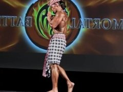 Mortal Battle 2016 - Ade Rai (Guest Poser)