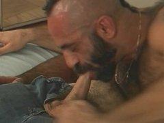 Hairy Studs Video vol 7 - Scene 1