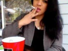Trans Smoking 20 - Capri 120's Jess