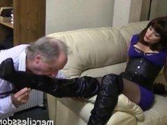 Foot Fetish For Mistress Mia