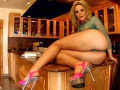 Alexis Texas+Marco Banderas, pussy and swallow