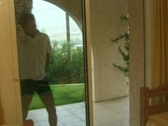 Guy caught jacking on window - Found on the web