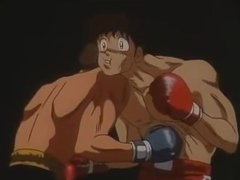 Punch in Kosaku s stomach collect (Boxing)