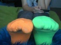 Socks POV Fetish 5