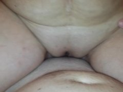 Cum inside mom pussy Mom And Step Son