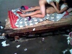 in the slum room
