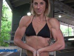 muscle girls promo