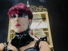 Trans Smoking 44 - DarkVampirex