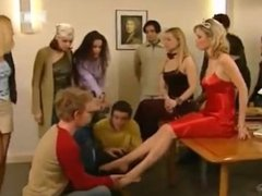French Foot Fetish TV Show
