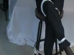 chairtied and gagged