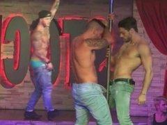 Strippers pau duro II
