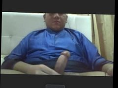 AMEIR REDZA SHOW HIS FAT AND TINY DICK WORKING AT MPWS TRAINING CENTRE AT